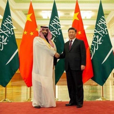 اتفاقية السعودية والصين